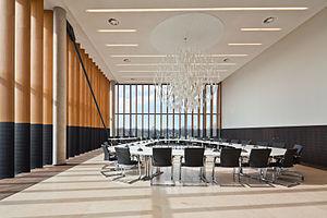 Nederlands: Vergaderruimte Boardroom Kromhout ...